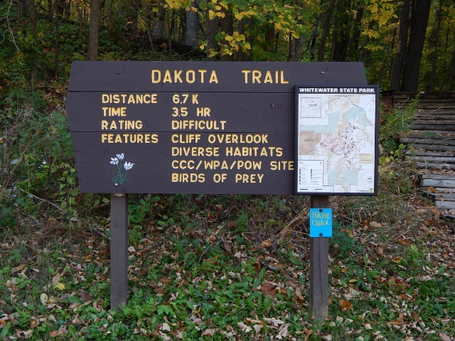 THe Dakota Trail