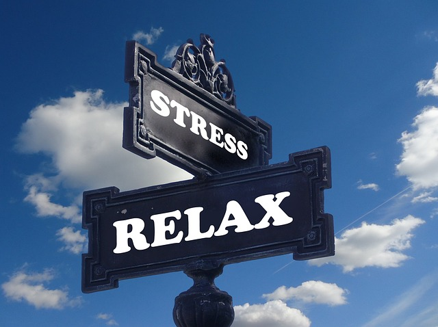choose to relax over stress haiku