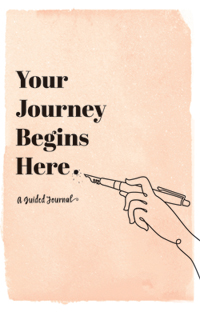 Your Journey Begins Here Journal